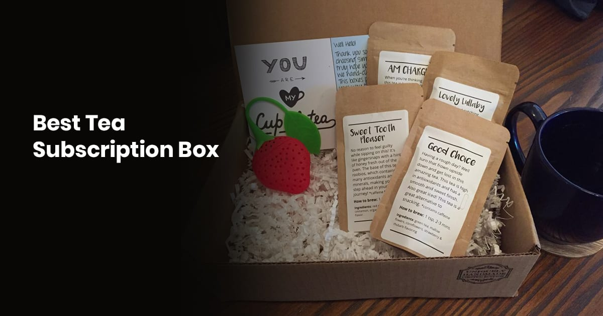 Best Tea Subscription Box