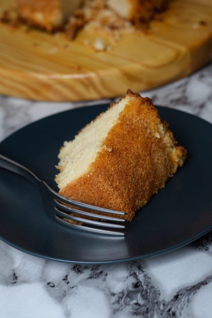 Quick-Mix Sponge Cake