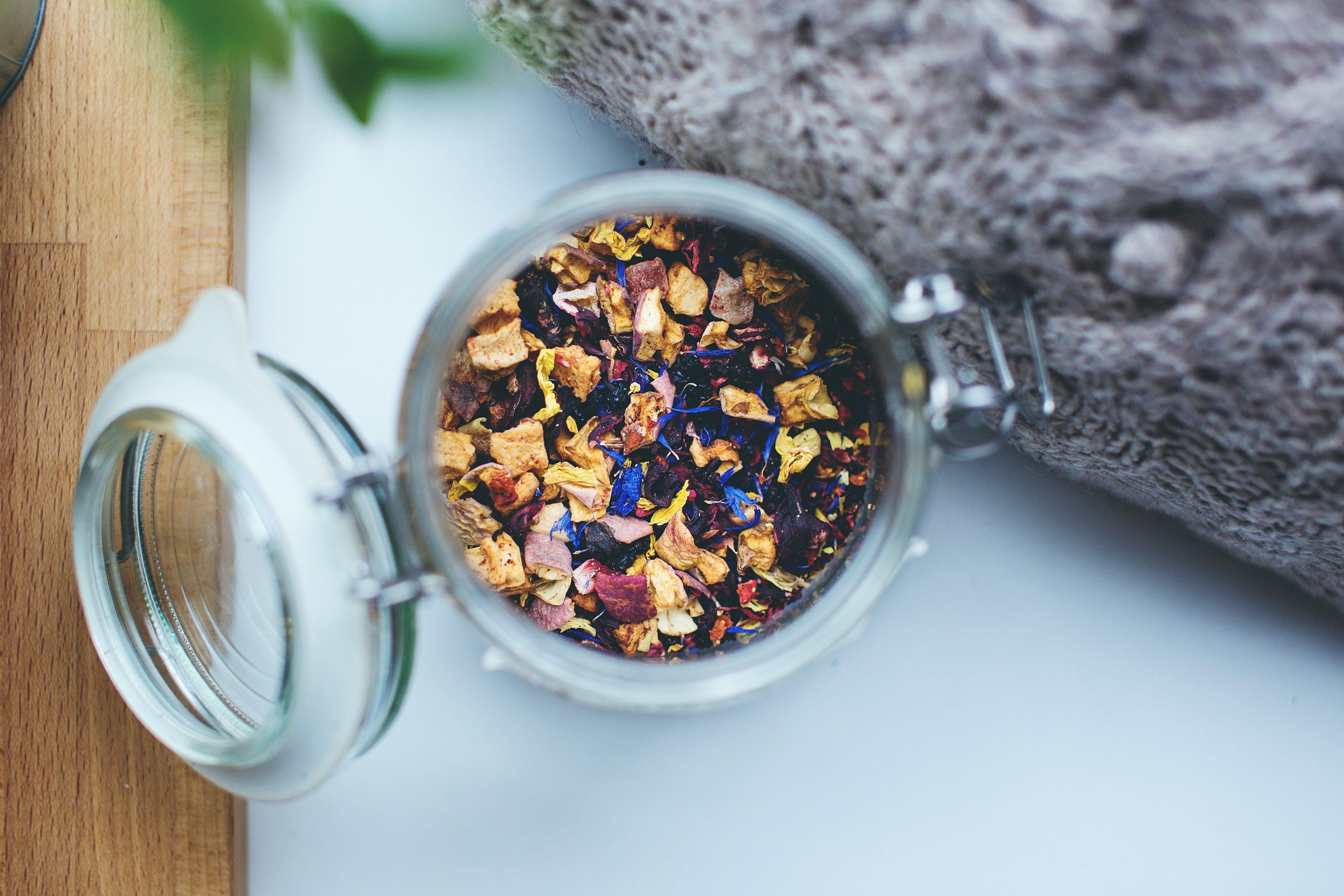 benefits of tea bags loose leaf tea