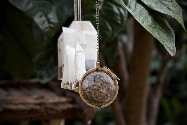 tea ball tea infuser mesh stainless steel