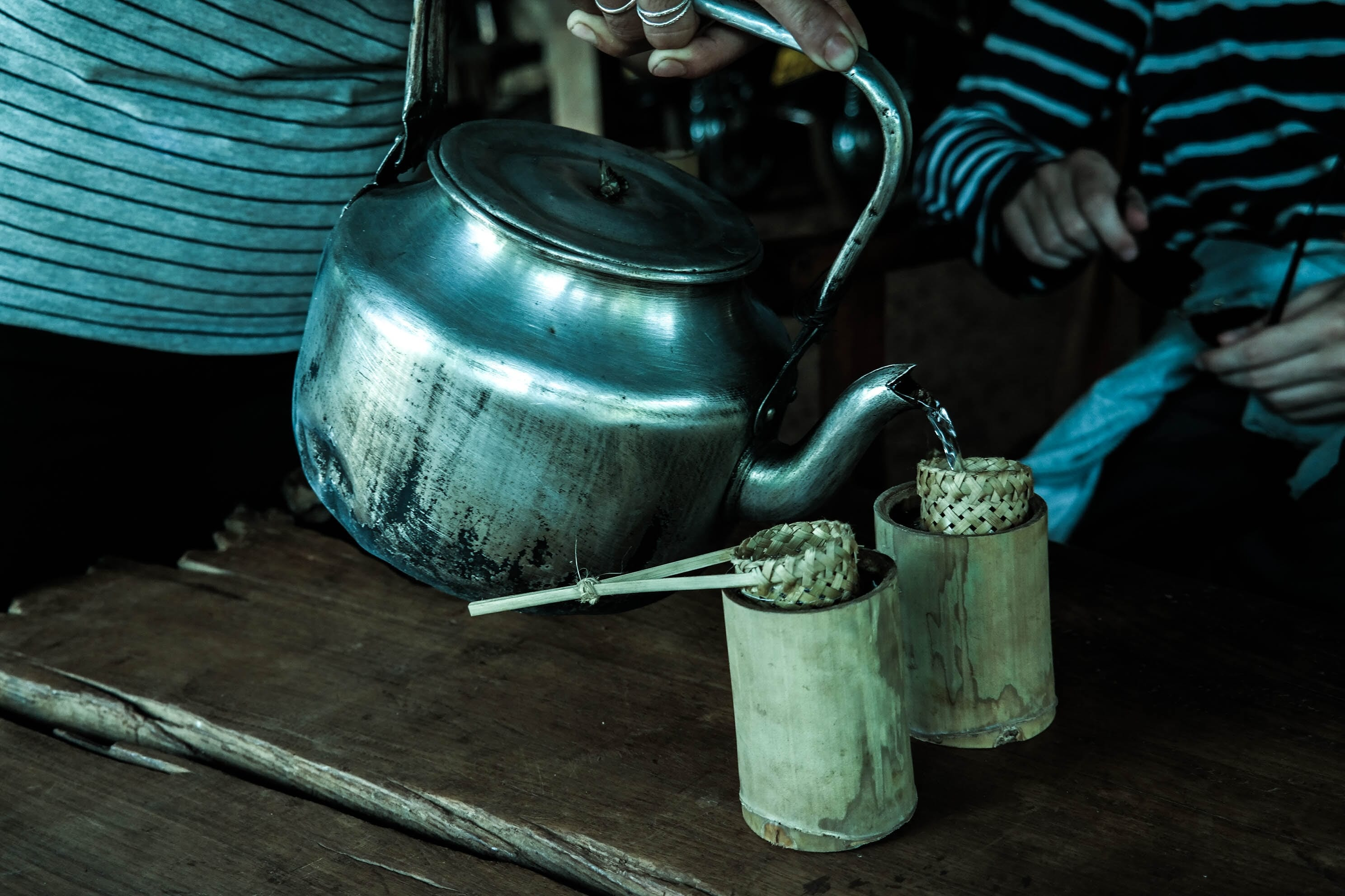 tea strainer vs tea infuser