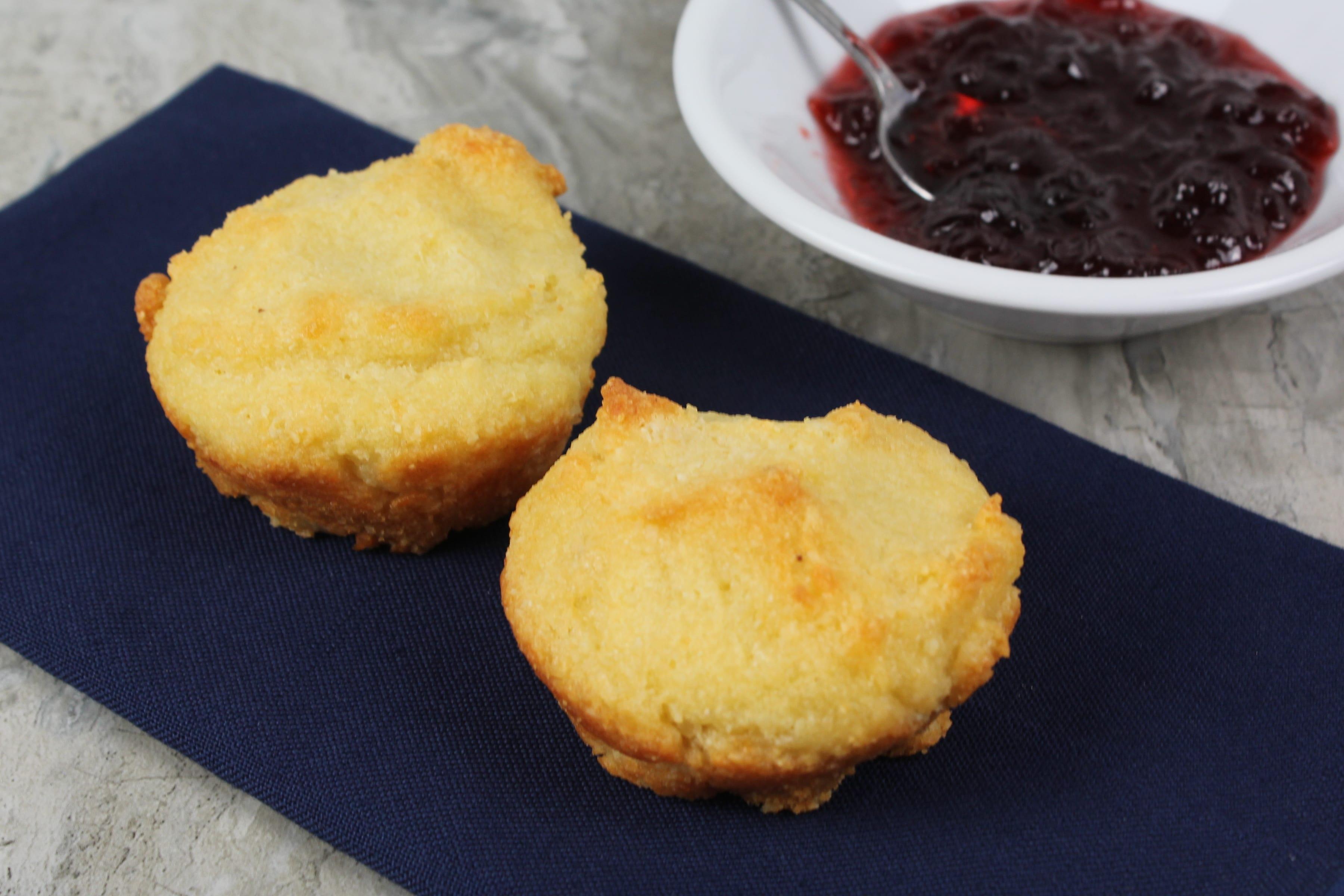 Low carb recipe baking scones