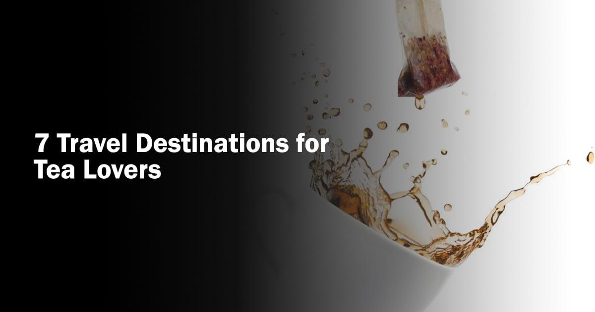 tea travel destinations