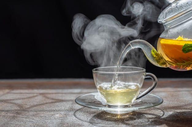 the Langham Hong Kong tea room