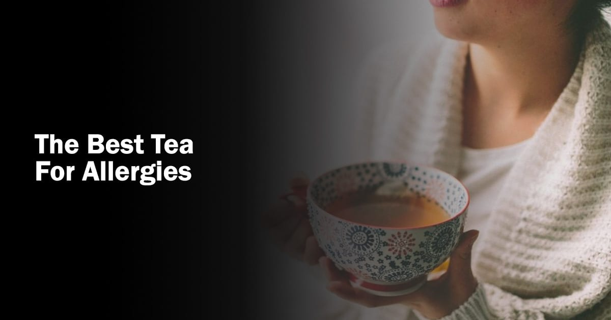 Best tea for allergies