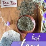 The Best Relaxation Teas | Herbal Teas for Relaxation | What are the Most Relaxing Teas? | What are the Best Teas for Relaxing With? | Best Teas for Reading | #tea #herbal #relax #relaxation #natural
